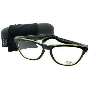 97a3c82855 OX8131-02-54 Unisex Black Frame Eyeglasses NWT